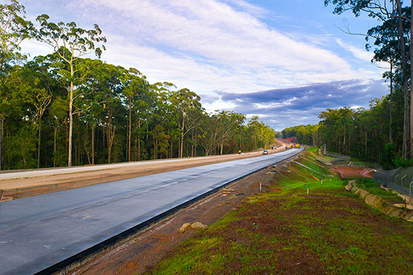 Oxley Highway Upgrade