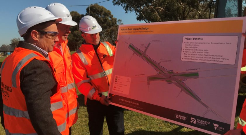 BMD to improve safety on a key road link in Melbourne's ...